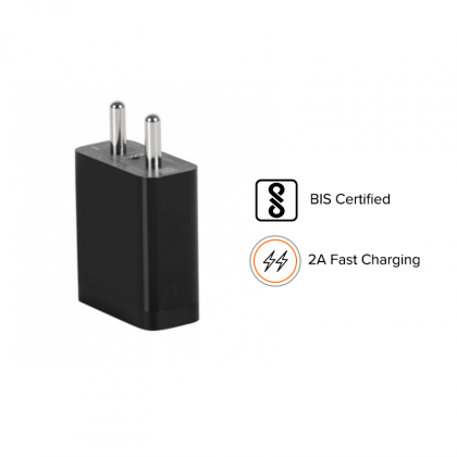 Mi adaptor  Charger (2A Fast Charging)