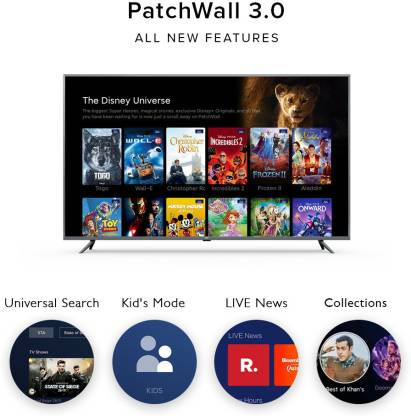 Mi 4A TV 100 cm (40 inch) Full HD LED Smart Android TV with With Google